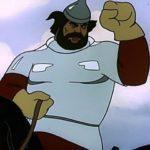 Мультфильм 1978 года: Илья Муромец и соловей разбойник