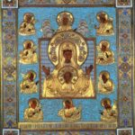 Курская Коренная икона «Знамение» - покровительница русского воинства