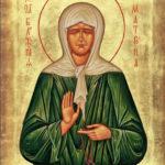 8 марта - день обретения честных мощей святой блаженной Матроны Московской (видео)