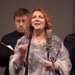 Евгения Смольянинова-Девушка пела в церковном хоре(стихи-А.Блок,музыка-Е.Смольянинова)