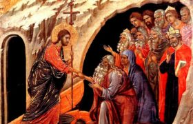 Великая Суббота. Сошествие Христа во ад