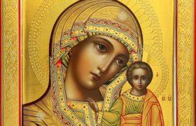 Казанская икона пресвятой Богородицы. Чудесная помощь и явления Богородицы на войне