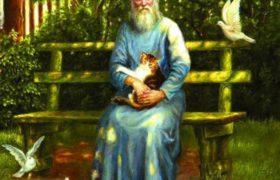 Старец НИКОЛАЙ (Гурьянов)- портрет