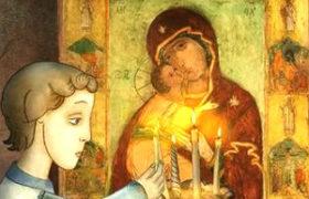 Заступница. Православный мультфильм