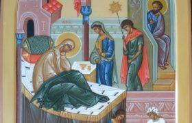 Рождество Пресвятой Богородицы - Тропарь, кондак, величание, светилен - необычные, красивые распевы