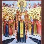 Сегодня, 21 января - память священномученика Исидора пресвитера и с ним 72, в Юрьеве Лифляндском пос...